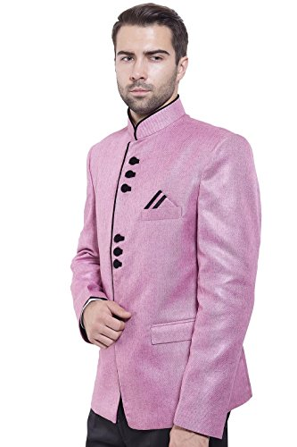 Wintage - Blazer - Homme Rose - Rose bonbon