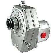 Hydraulic PTO gearbox 1:3, c/w group 3 pump, 51.7CC,83.75L/min, 120Bar ZZ000486