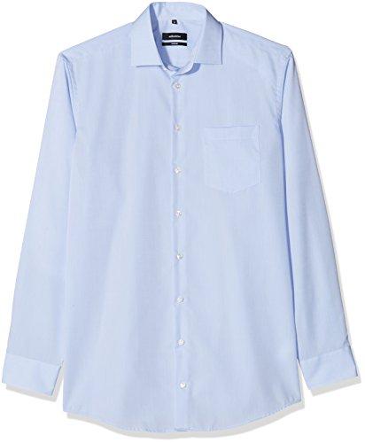Seidensticker -camicia business uomo blu (hellblau 15) xxxxxx-large (taglia produttore: 53)