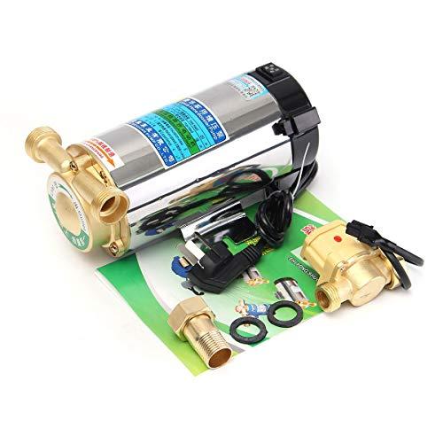 SISHUINIANHUA Mini 150 Watt Pipeline Pumpe Automatische Umwälzwasser Druckerhöhungspumpe 220 V / 50 HZ Elektrische Druckpumpe Druckerhöhungspumpe Für Durchlauferhitzer