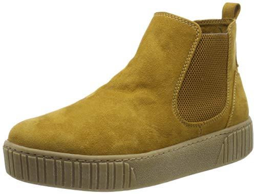 MARCO TOZZI Damen 2-2-25454-23 Slip On Sneaker, Gelb (Mustard Comb 611), 39 EU