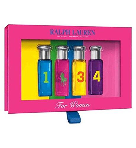 d3cab6c3a35d Ralph Lauren Big Pony pour femme Eau de toilette Mini Lot