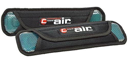 Tragegurt Verstärkung Schulterpolster AIRPAD Doppelpack für Kamera Bag Laptoptaschen Koffer und Rucksäcke Auch für Stativgurte