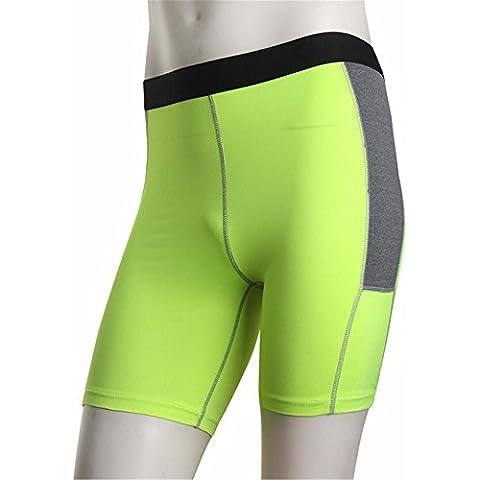 Uglyfrog 2017 Nuovo Uomo Fitness Corsa Pantaloni Ciclismo Compression Base Layers Athletic Abbigliamento Sportivo Pantaloncini 1014