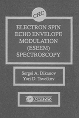Electron Spin Echo Envelope Modulation (Eseem Spectroscopy)