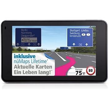 Garmin nüvi 3790LMT Lifetime Maps Update Navigationssystem Europa (10,9 cm (4,3 Zoll) Multitouch Display, Europa, TMC Pro, Text-to-Speech, Bluetooth, 3D-Ansicht)
