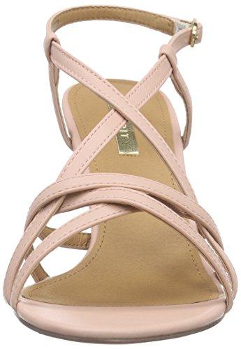 Esprit Dor Sandal, Sandales Bride cheville femme Rose - Pink (680 old pink)