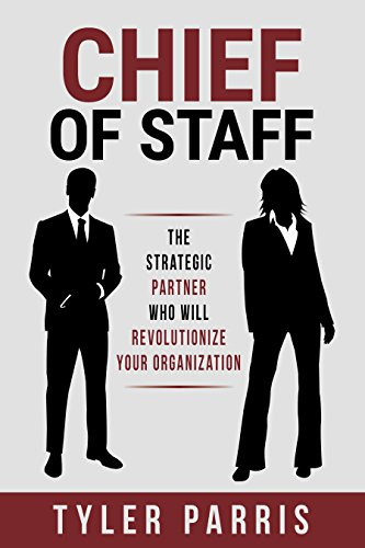 Chief of Staff: The Strategic Partner Who Will Revolutionize Your Organization