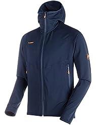 Mammut Eiger Extreme Eiswand Advanced ML Hooded Jacket Men - Kapuzenfleece