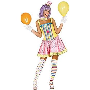 G/én/érique D/éguisement Clown Femme S M