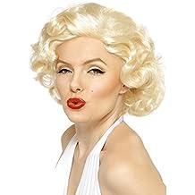 Peluca de Marilyn Monroe en Bombshell