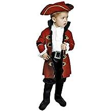 Disfraz de Rey Pirata 3-4 años para niño