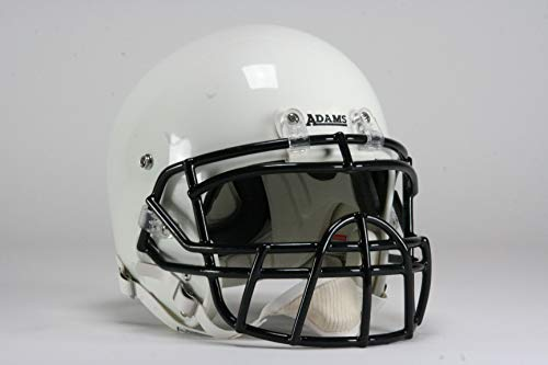 Adams Echte American Football Helme für Karneval, Deko, Unterschriften von Sportler - Grosse Jugend Large