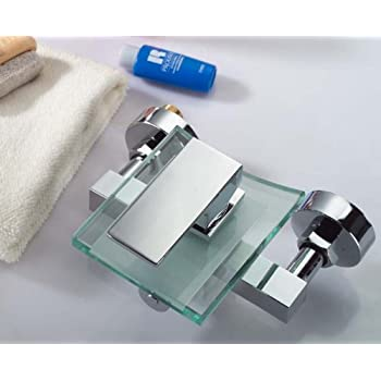 Badezimmer Wanne Dusche Wasserhahn Wandmontage Bad Legierung Mixer Heim Zubehör