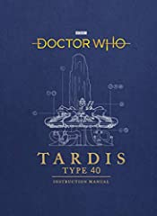 Doctor Who: TARDIS Type 40 Instruction Manual