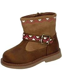 6b2dd0d7420 Amazon.es  Bonino - Botas   Zapatos para niña  Zapatos y complementos