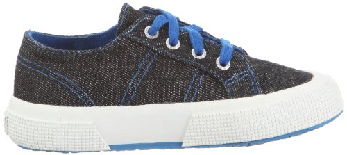 Superga 2750-JNSCOTJ S003350 Unisex - Kinder Sneaker Blau