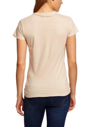 Bravado Damen T-shirt Beige