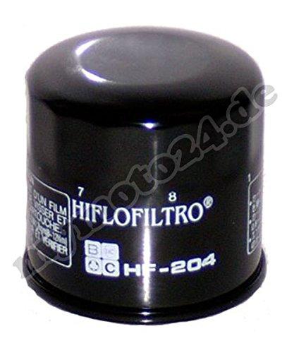 HIFLO Ölfilter HF204, Honda/Kawasaki für Kawasaki Z1000 Baujahr 2003
