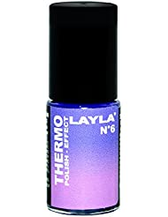 Layla Cosmetics Thermo Polish Effect N.6 - thermo nagellack