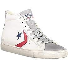 Converse Lifestyle PRO Leather Vulc Distressed Mid 0b519018785