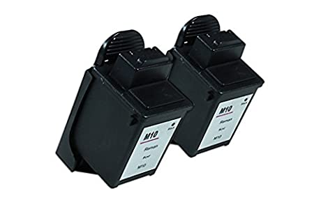 CMN Printpool recycelt - als Ersatz für Brother PDP 350 CJ (13400HCE) - 2 x Druckkopf schwarz