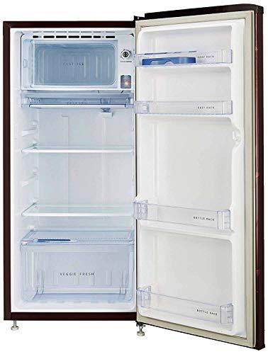 Whirlpool 190 L 3 Star Direct Cool Single Door Refrigerator(WDE 205 3S CLS PLUS WINE ALPHA-E, Wine Alpha)