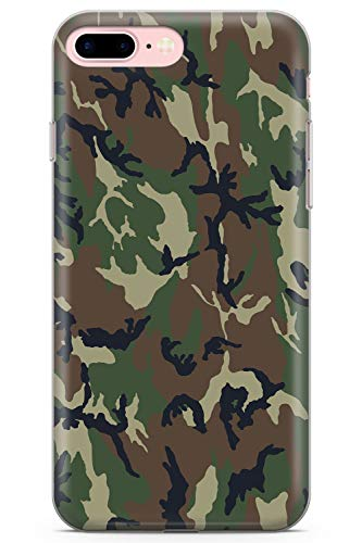 IPhone 7 Plus / 8 Plus Forest Green Camo