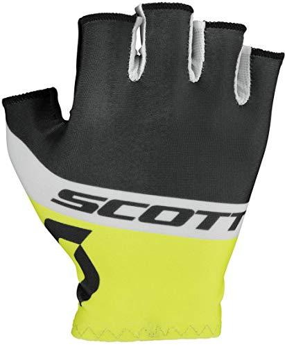 guanti scott SCOTT RC Team Bicicletta Guanti Corti Bianco/Rosso 2016