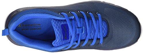 Champion Pax, Chaussures de Fitness Homme Blu (Blu Navy)