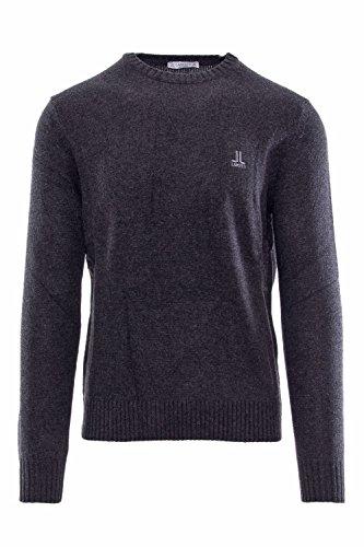 Lancetti maglione uomo cashmere 0474gc80 l antracite