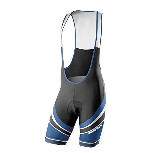 Uglyfrog Bike Wear - Pantalón Corto Hombre Bib Shorts