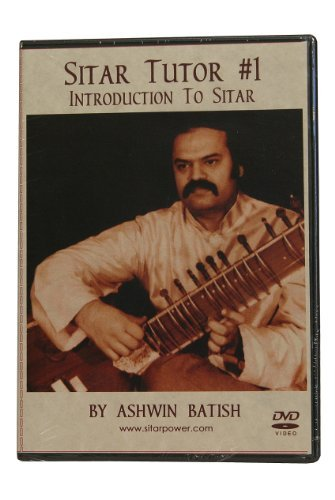 Introduction To Sitar DVD