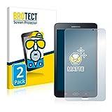 BROTECT Schutzfolie Matt kompatibel mit Samsung Galaxy Tab A 6 (7.0) SM-T280 [2er Pack] - Anti-Reflex