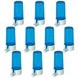 Pet Ting blau Trinker 13cm 200cc–Tränke für Finken Kanarien Wellensittich