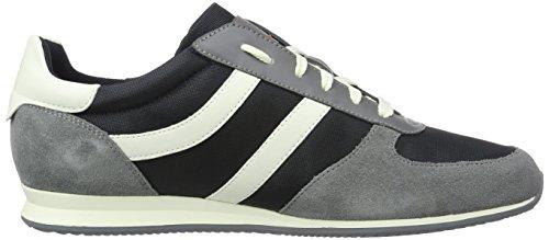 Boss Orange Orland, Sneakers Basses Homme Gris (Medium Grey 035)