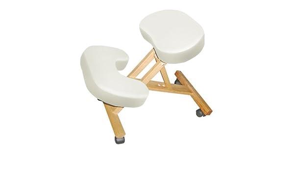 Kendan aston crema ortopedico ergonomico sgabello di ginocchio
