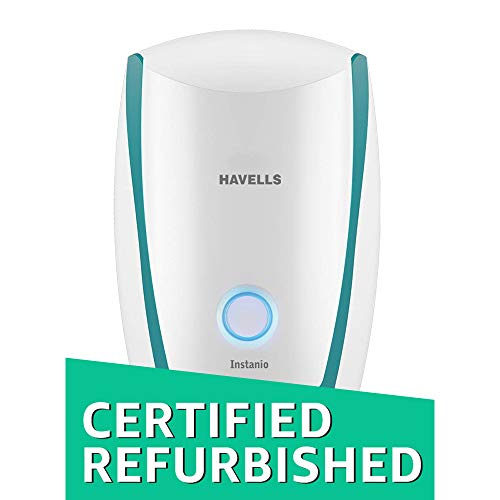 (CERTIFIED REFURBISHED) Havells Instanio 1-Litre Instant Heater (White)