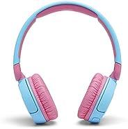 JBL JR310BTBLU Kids wireless on-ear headphones-Blue