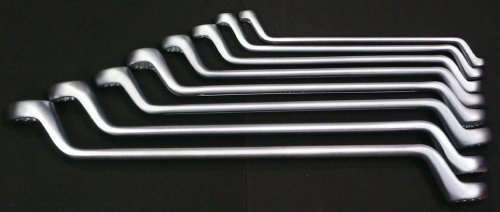 5 16 Ringschlüssel (Famex 10145-8 Doppel-Ringschlüssel DIN 838, 6-22mm 8-tlg.)