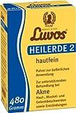 Luvos Heilerde 2 hautfein Pulver, 480 g