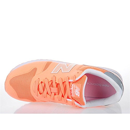 New Balance KD 373 Kids CRY Coral Orange Arancione-Grigio