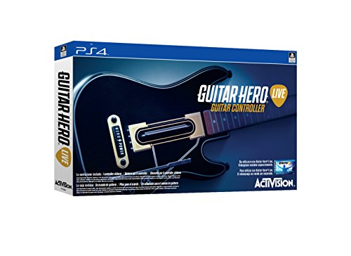 Activision - Guitarra Guitar Hero Live (PlayStation 4)