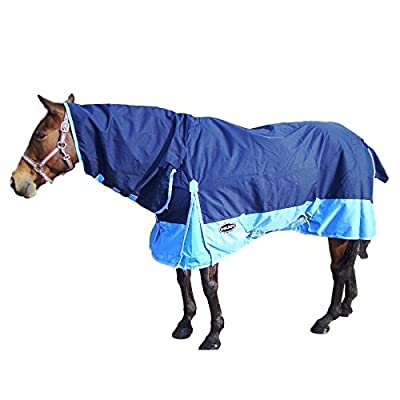 Full Neck Combo Lightweight No Fill Turnout Rug - inexpensive UK light shop.