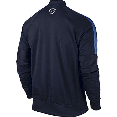 Nike Squad 15 Sideline Polyesterjacke Herren Blau (Dark Blue/Blue)