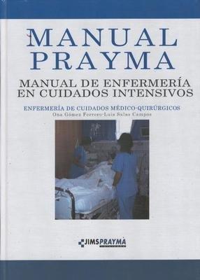 Manual De Enfermería En Cuidados Intensivos por Ona Gómez Ferrero
