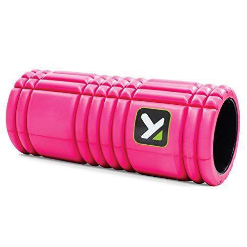Trigger Point Foamroller Grid - Mit kostenlosen Online-Videos (Pink Massage-roller)