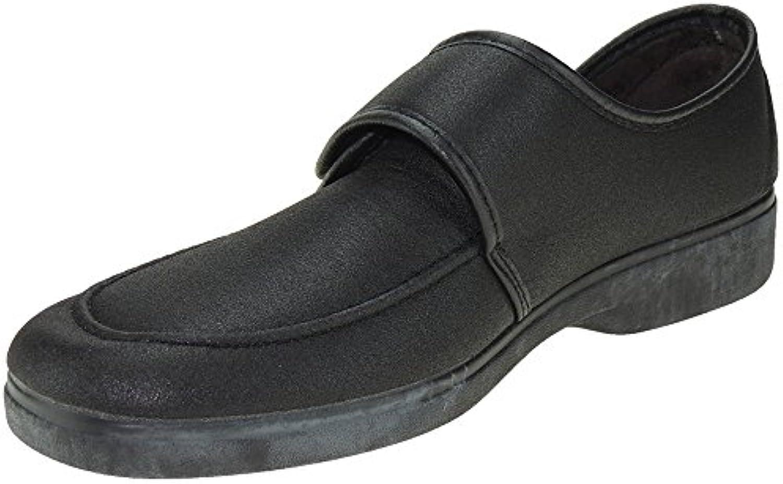 ALBEROLA. Zapatilla Calle con Velcro para Hombre - Modelo 0796 -