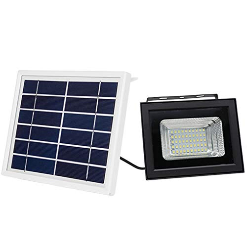 50 LED IP66 wasserdichtes Solarlicht Outdoor Street Pathway Garten-Yard-Sicherheits-Flutlicht-Lampe