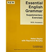 Amazon raymond murphy books essential english grammar supplementary exercises indian edition fandeluxe Image collections